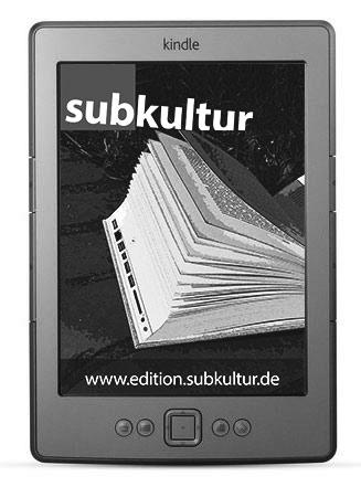 Subkultur für den Kindle