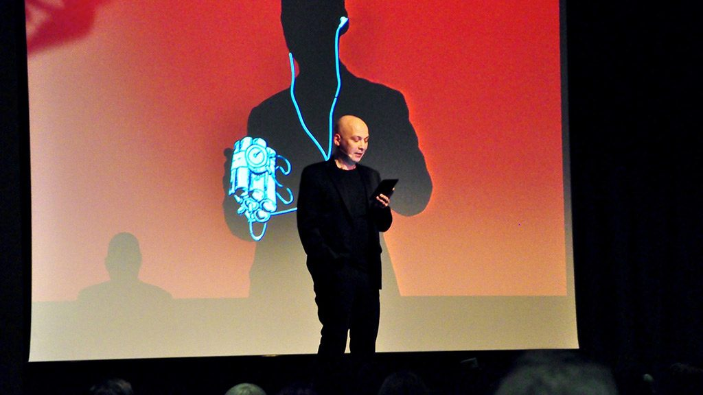 Thomas Manegold auf dem WGT 2016 - subkultur