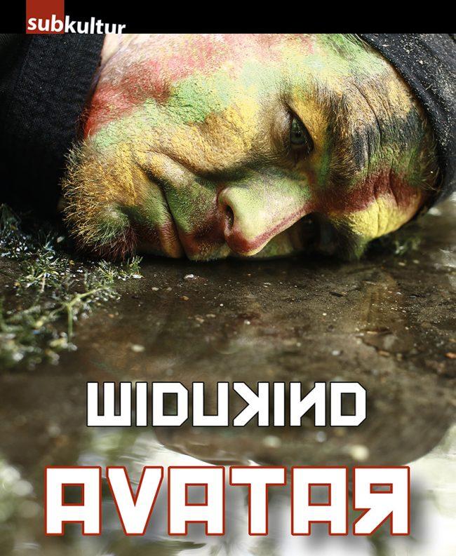 """WIDUKIND """"AVATAR"""" (Limited)"""