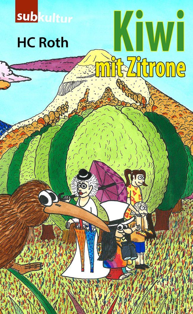 "HC Roth ""Kiwi mit Zitrone"" - edition subkultur"
