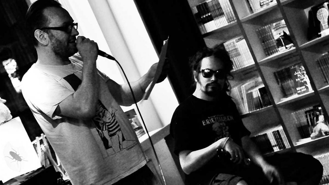 Gary Flanell und HC Roth - edition subkultur