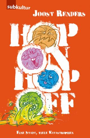 "JOOST RENDERS: ""Hop On Hop Off"" - subkultur"